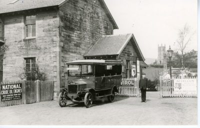 Albion - Dalmellington station,