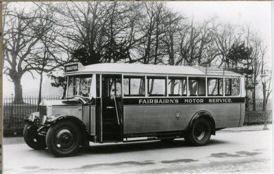 Leyland - 30/60 hp