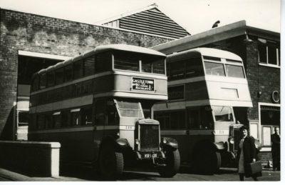 Two Leyland - TD1s