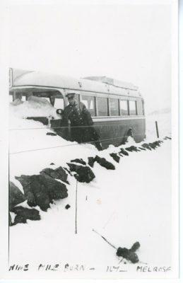 Albion - Snow drifts