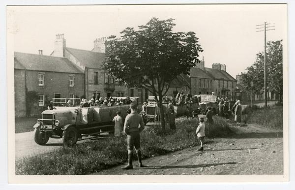 Leyland, Maudseley, Albion, various - RAF Type