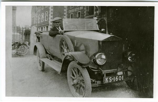 Singer 14hp Archive Of The Scottish Motor Museum Trust
