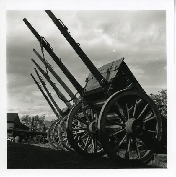 Pollocks Yard - Carts