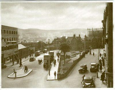 Gourock - Town centre