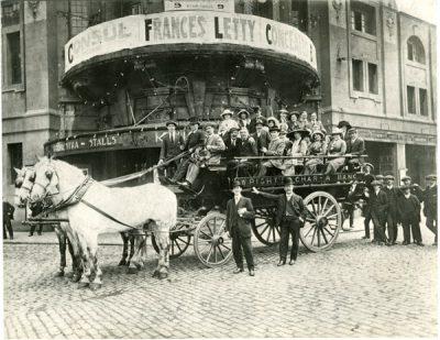 Alexandra Theatre - Wrights Char-a-banc