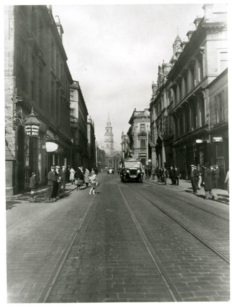 Greenock - Cathcart Street