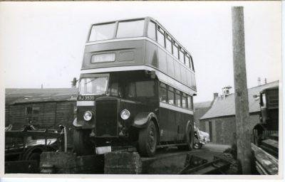 Leyland - On ramps
