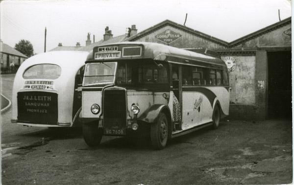 Leyland - Tiger