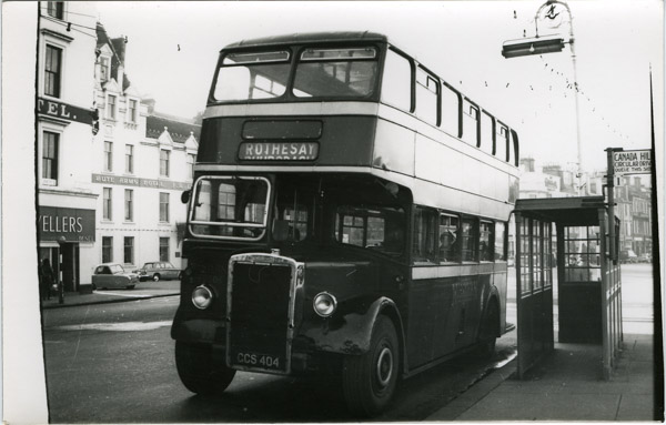 Leyland Titan Double Decker Bus Model Pd1 Archive Of The