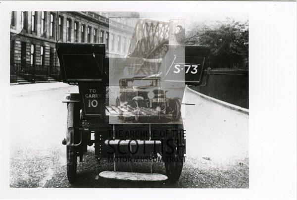 10 seater wagonette.