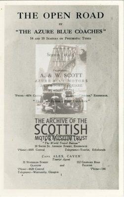 The Open RoadSeason 1925