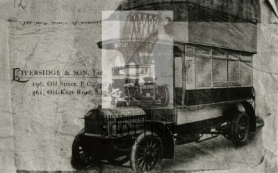 Advertising leaflet