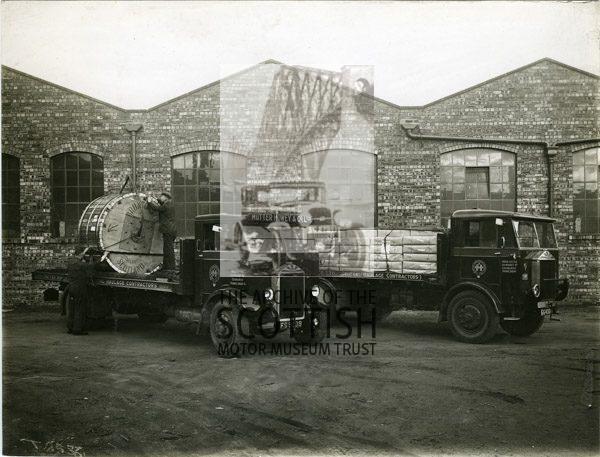 AlbionsLMC 5 ton and  ML55 4 ton 9cwt.