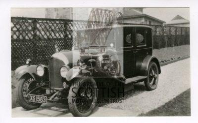 Bentley3 Litre