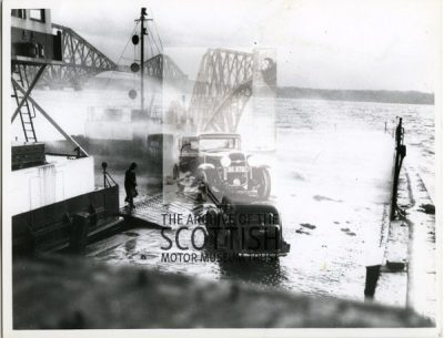 Ferry between North and South Queensferry
